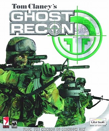 Tom Clancy's Ghost Recon Online скачать торрент